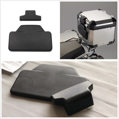 Rubber Top Rear Case Luggage Cushion Backrest Pad For BMW R1200GS F800GS F700GS