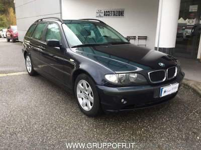 BMW Serie 3 (E46) 320d turbodiesel cat Touring Eletta
