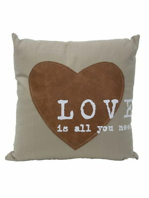 Cuscino Love Is All You Need Cm 40X40 Min 2