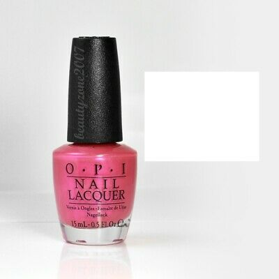 OPI Nail Polish Lacquer N36 Hotter Than You Pink 0.5floz 15ml