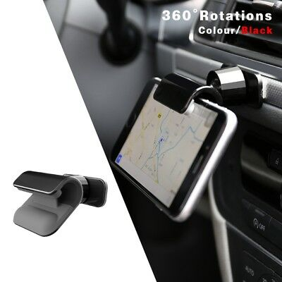 Fits iPhone Samsung Interior Gravity Car Phone Holder 4 – 7 Inch Mounts Stand