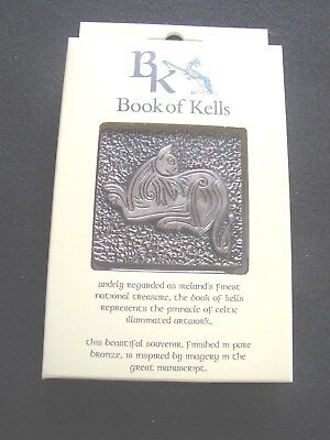 Book of Kells Cat or Hound Accent Pieces or Souvenirs