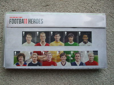 Great Britain Reliable Royal Mail Fdc Football Legends # Other British Stamps