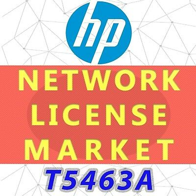 T5463A  HP StorageWorks 8/20Q 4-Port Upgrade, E-Delivery