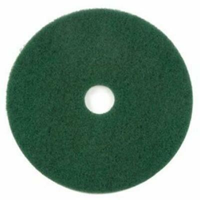 Americo Manufacturing 400320 20 in. Scrubbing Pad Green - Case of 5