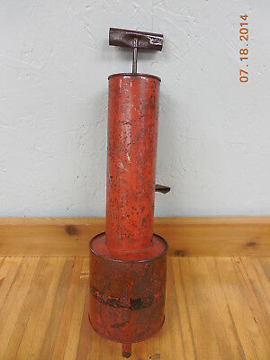 Vintage Hand-Pump Sprayer ~ Old Garden Duster c.1937 *