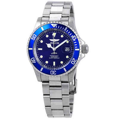 Invicta Pro Diver Blue Dial Stainless Steel 40 mm Men's Watch 26971