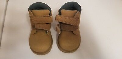 A baby boys Very Cute baby Work boots free shipping