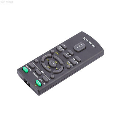 Black Remote Control RM-ANU159 8m For Sony Sound Bar HT-CT60 /C SA-CT60 SS-WCT60