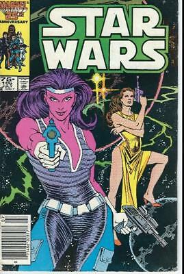 Marvel Comics; STAR WARS My Hiromi!  July 1986 Vol 1 , #106