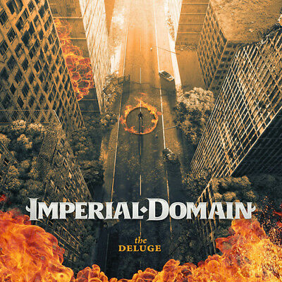 Imperial Domain : The Deluge CD (2018) ***NEW***