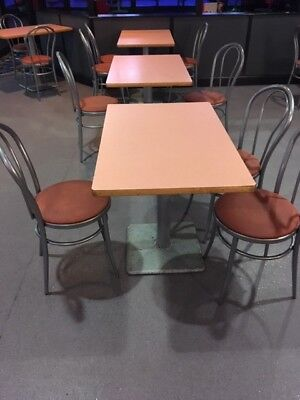 cafe chairs ideal for bistro cafe, commercial chairs