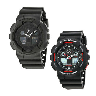 Casio G-Shock Classic Series Analog-Digital Black Dial Men's Watch - Choose