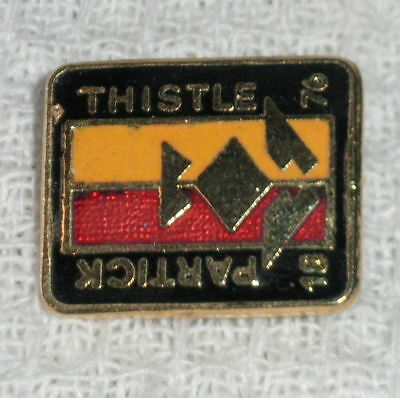 Partick Thistle Fc Football Badge