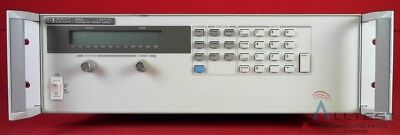 HP/Agilent 6652A Programmable DC Power Supply 0-20V, 25A,