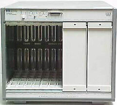 HP - Agilent - Keysight E8403A VXI Mainframe, 13-Slot