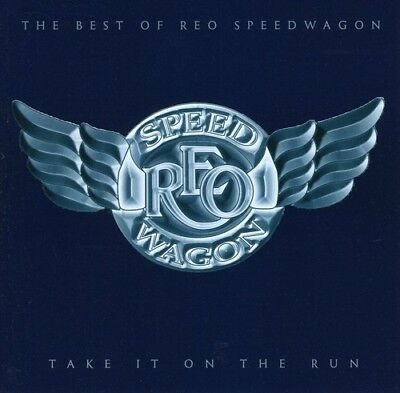 Take It On The Run: The Best Of Reo Spee - Reo Speedwagon - Rock & Pop Music CD