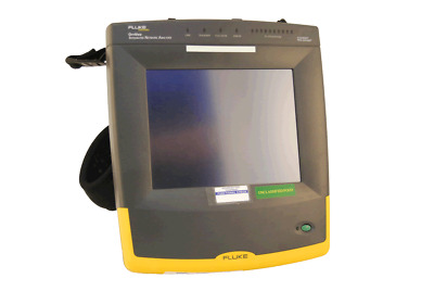Fluke Optiview Integrated Network Analyzer