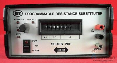 Iet Labs Inc PRS-200 Decade Resistance Substituter