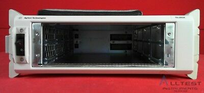 HP - Agilent - Keysight N5302A Two slot chassis (Agilent N5302A)