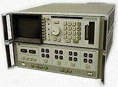 HP - Agilent - Keysight 8510A Network Analyzer System
