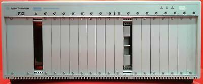 HP - Agilent - Keysight M9018A 18 Slot PXIe Chassis