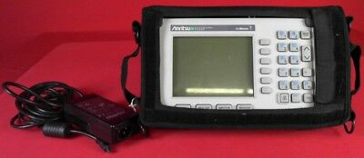 Anritsu S331D SiteMaster 25MHz to 4GHz Cable & Antenna Analyzer