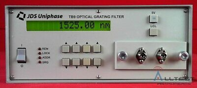 JDS Uniphase TB9223-Z-FP Tunable Grating Filter