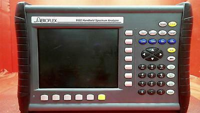 Aeroflex 9102B WILLTEK 4 GHz Handheld Spectrum Analyzer