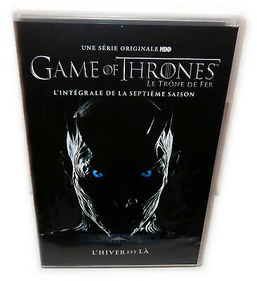 Game of Thrones - Die komplette Staffel/Season 7 [DVD] Deutsch(er) Ton