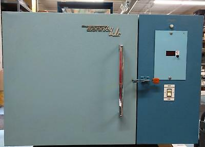 Tenney JR Environmental Test Chamber 115V, Air Cooled, No Humidity, 2' Port Hole