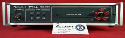 Valhalla 2734A Direct Voltage Reference Bank 49109