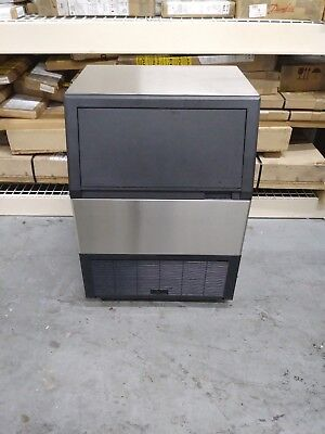 New commercial ice machine 280 lbs daily . Summit machine , stainless steel.
