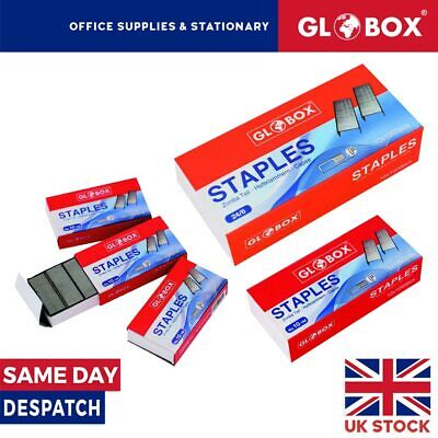 Staples No: 10 or 24/6 - Pack of 1000 or 10000