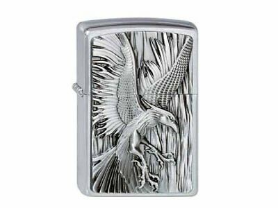 Zippo 2002724 Lighter 200 Phoenix on Fire
