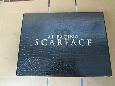 Al Pacino Scarface DVD Video 2 Disc Anniversary Deluxe Gift Set Universal   [40b