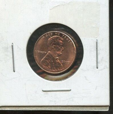 Excellent 2009 United States Lincoln Birth & Early Childhood 1c Coin AN4523