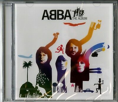 Abba : Cd - The Album - Neu