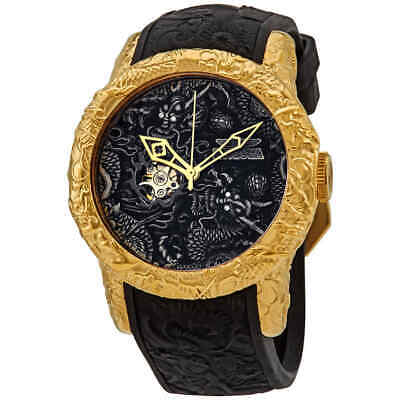 Invicta S1 Rally Dragon Automatic Black Dial Men's Watch 25082