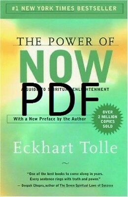 (PDF)The Power of Now: A Guide to Spiritual Enlightenment by Eckhart Tolle EB00K