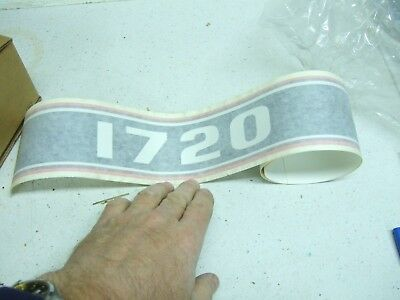 Ford 1720 Hood Decal Left Hand Sba390115720