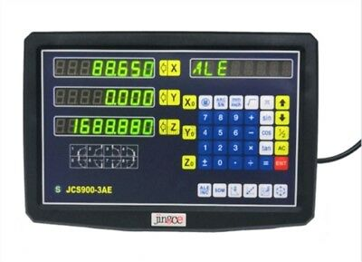 Line Cutting Electronic Ruler Grinding Optical SET400MM New Lathes Milling we