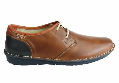 e9ce6b48918 Brand New Pikolinos Santiago Mens Leather Lace Up Comfort Shoes Made In  Spain