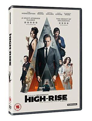 High Rise [DVD] [2016], DVD, New, FREE & Fast Delivery