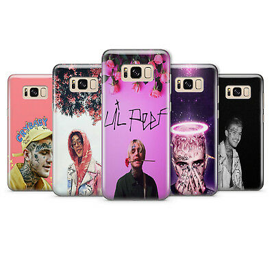 Lil Peep Rapper Singer Hellboy Crybaby Silicone Gel Phone case cover for samsung