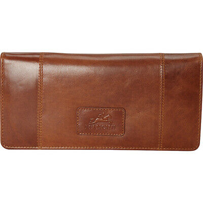 Mancini Leather Goods RFID Secure Trifold Wallet 4 Colors Women's Wallet NEW