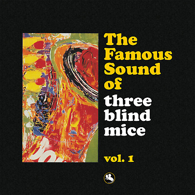Three Blind Mice  Imp-6027 2Lp  The Famous Sound Of Tbm  Impex