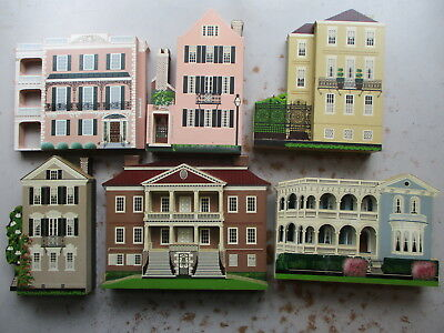 Sheila's Collectibles - SIX From Charleston South Carolina 1991-199
