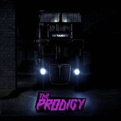The Prodigy No Tourists Vinyl LP Limited Clear Violet New 2018