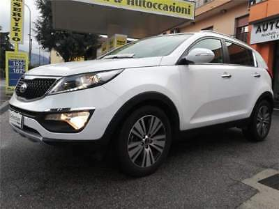 Kia Sportage 1.7 CRDI VGT 2WD high tech